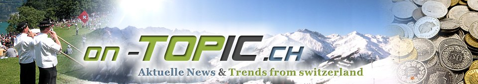 on-TOPIC.ch News & Trends